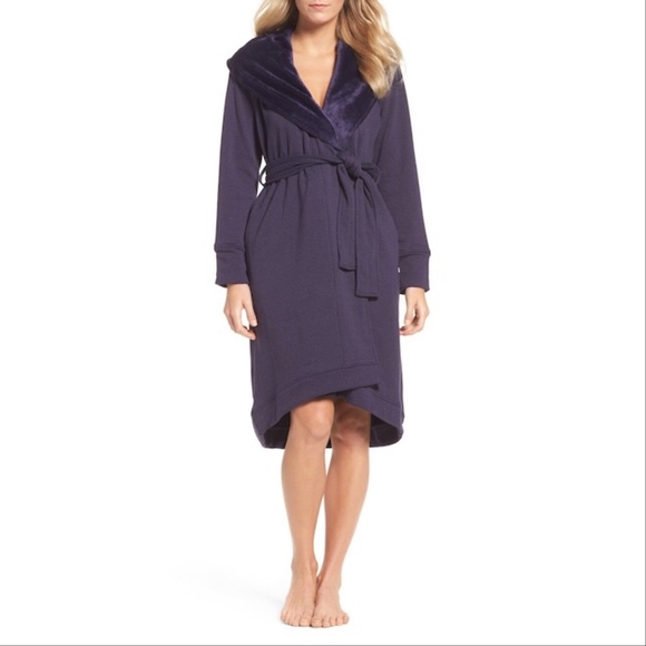 NWT Ugg Duffield Double Knit Robe Large 1d6572aed